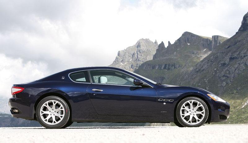 Pod lupou: Maserati GranTurismo – Poseidonova hračka pro velké cestování: - fotka 43