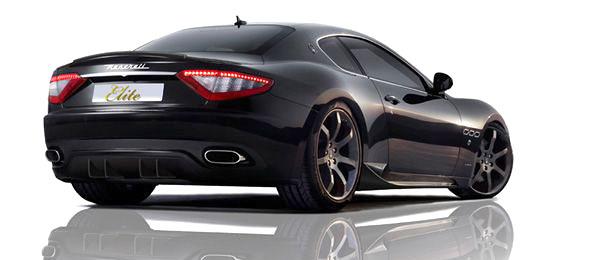 Maserati GranTurismo s drobnou kosmetikou od Elite Carbon: - fotka 2