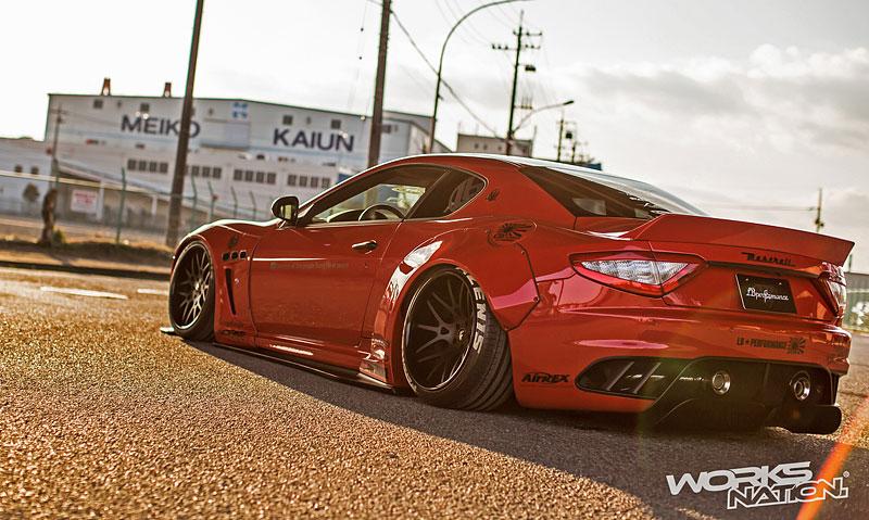 Maserati GranTurismo téměř jako závodní speciál: - fotka 9