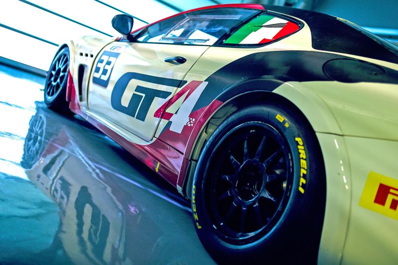 Maserati GranTurismo MC GT4 pro sezónu 2016 (+video): - fotka 5