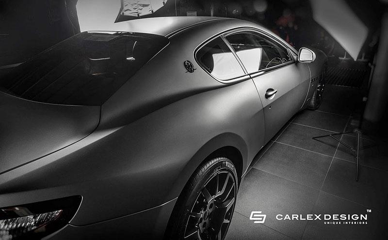 Maserati GranTurismo s nadčasovou elegancí v interiéru: - fotka 17