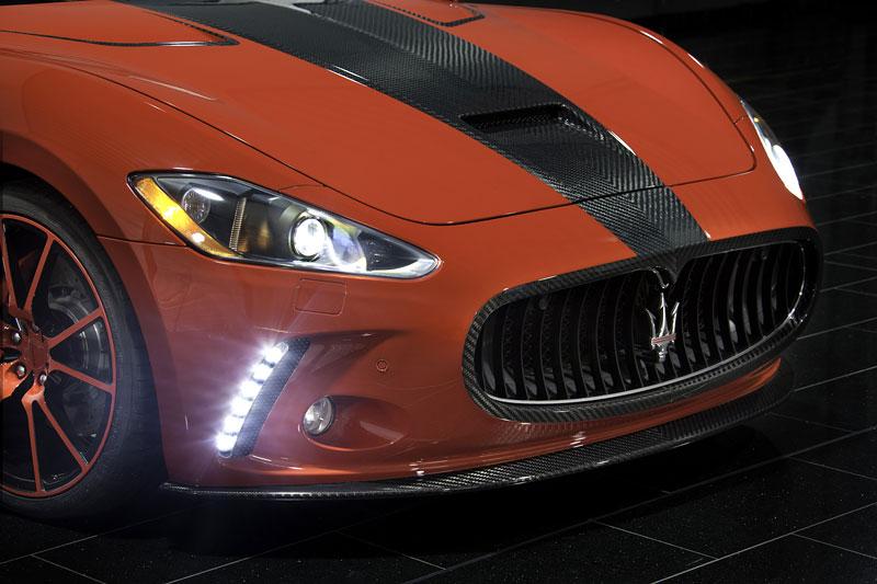 Maserati GranTurismo a GranTurismo S po zásahu Mansory: - fotka 13
