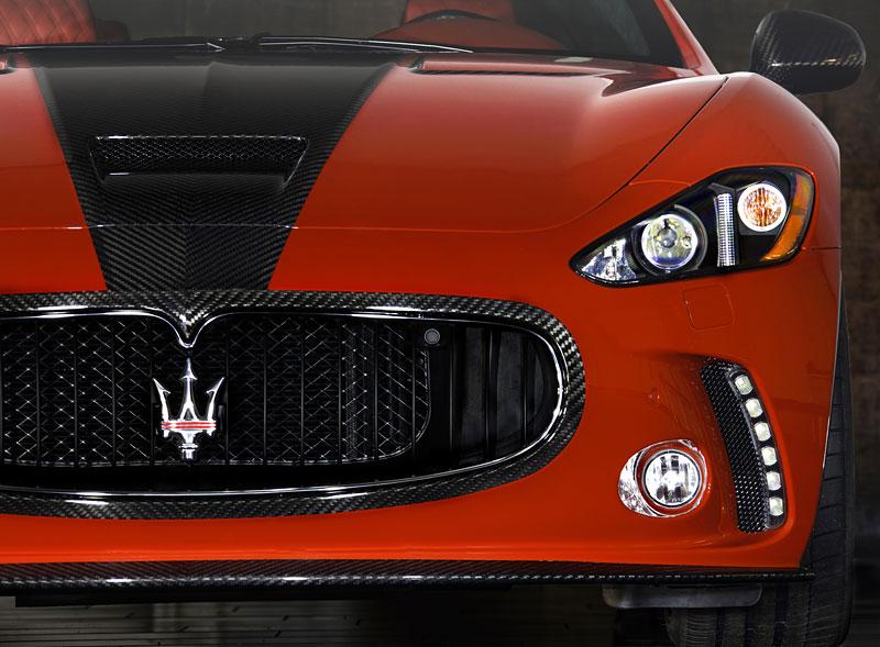 Maserati GranTurismo a GranTurismo S po zásahu Mansory: - fotka 14