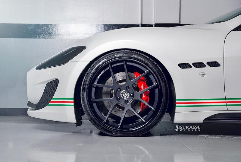 Maserati GranTurismo S od F355 Miami: Pro patrioty: - fotka 10