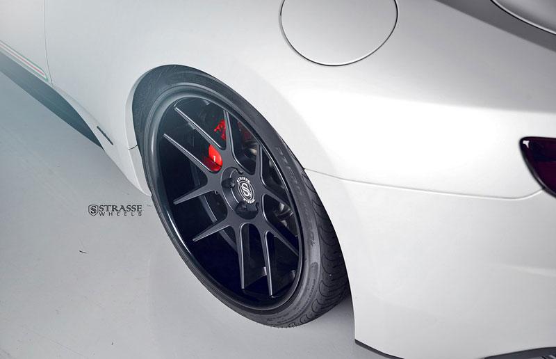 Maserati GranTurismo S od F355 Miami: Pro patrioty: - fotka 11