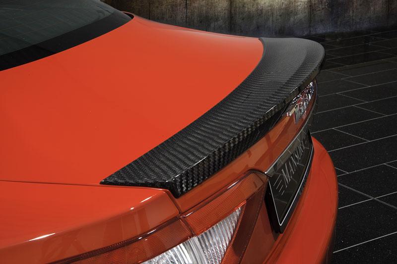 Maserati GranTurismo a GranTurismo S po zásahu Mansory: - fotka 20