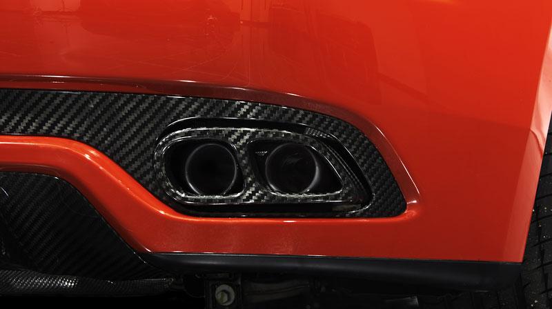 Maserati GranTurismo a GranTurismo S po zásahu Mansory: - fotka 21
