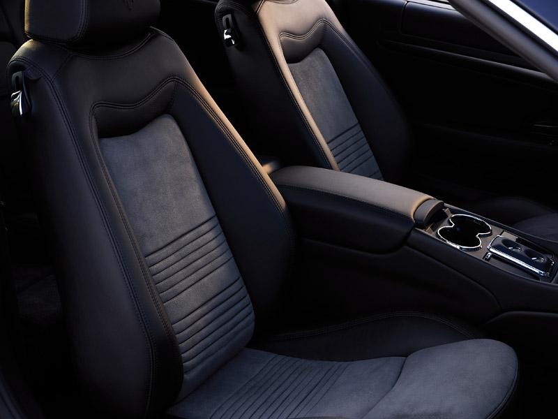 Pod lupou: Maserati GranTurismo – Poseidonova hračka pro velké cestování: - fotka 66