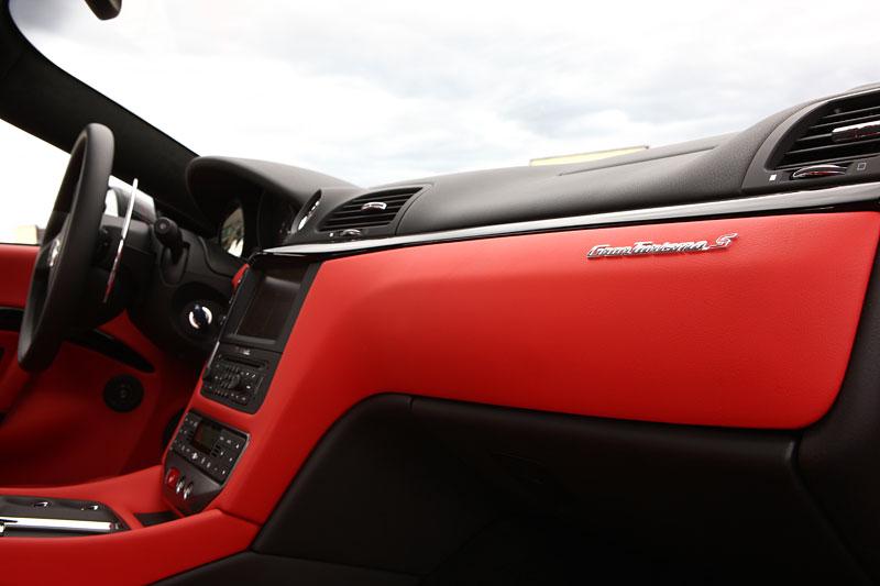 Maserati GranTurismo S - nová fotogalerie: - fotka 7