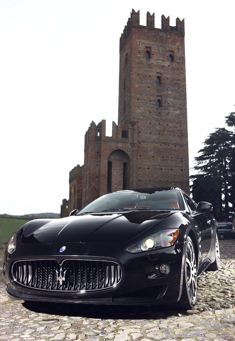 Maserati GranTurismo S - nová fotogalerie: - fotka 8