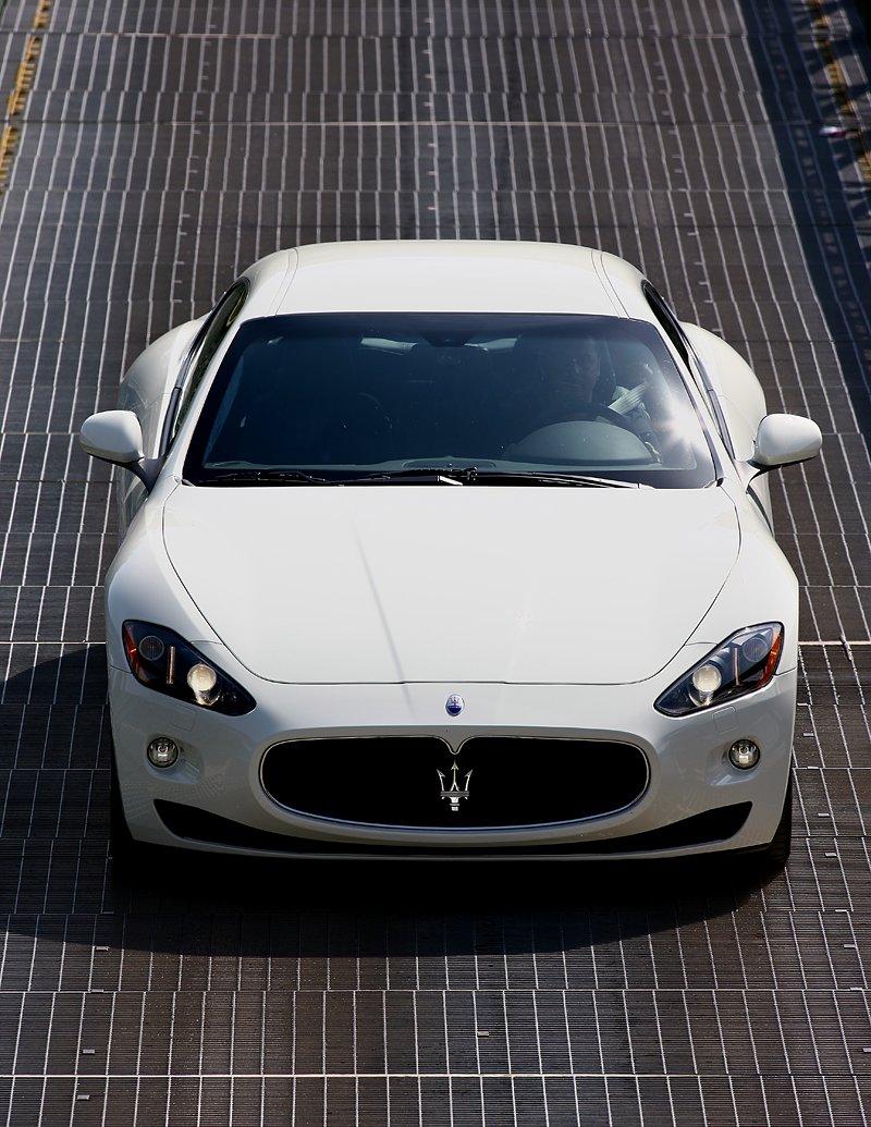 Maserati GranTurismo S - nová fotogalerie: - fotka 12