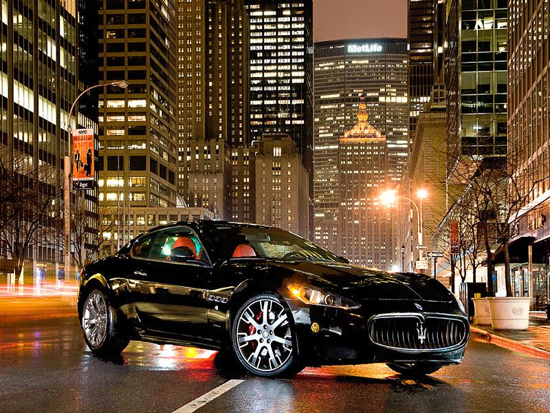 Pod lupou: Maserati GranTurismo – Poseidonova hračka pro velké cestování: - fotka 68