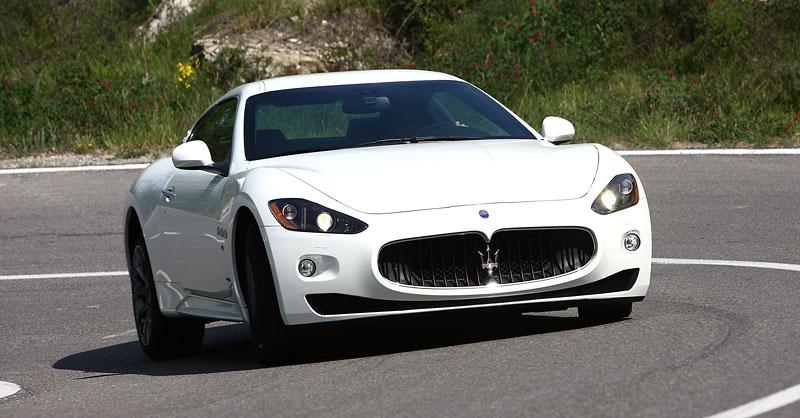 Maserati GranTurismo S - nová fotogalerie: - fotka 19