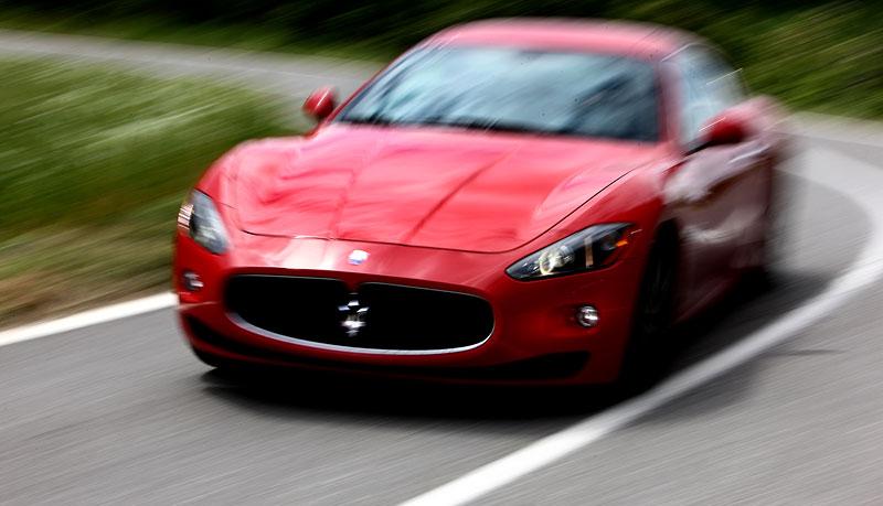 Maserati GranTurismo S - nová fotogalerie: - fotka 21
