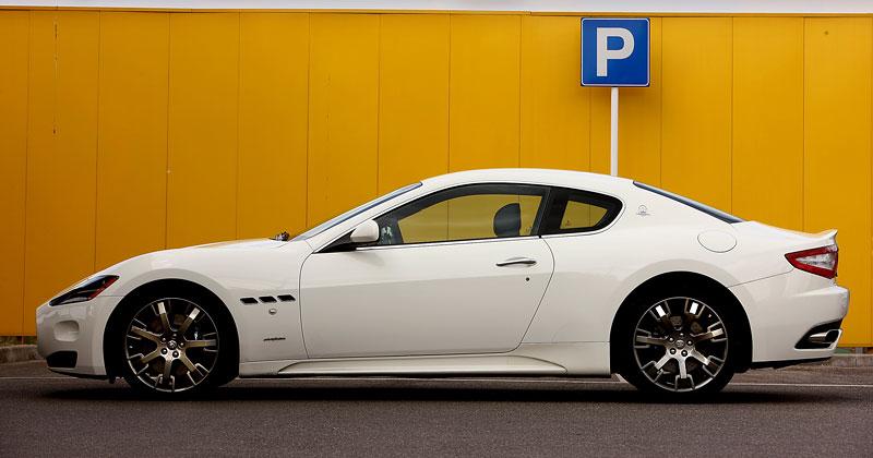 Maserati GranTurismo S - nová fotogalerie: - fotka 25