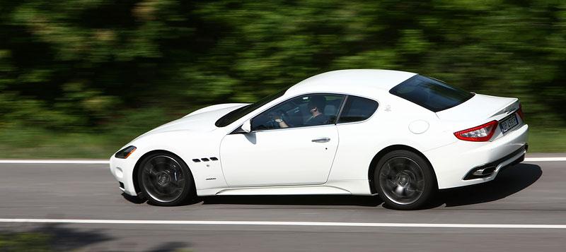 Maserati GranTurismo S - nová fotogalerie: - fotka 26