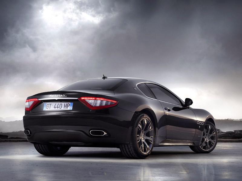 Ženeva 2008: Maserati GranTurismo S (+video): - fotka 3