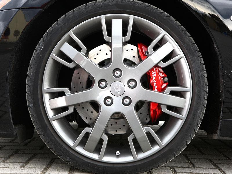 Maserati GranTurismo S - nová fotogalerie: - fotka 36