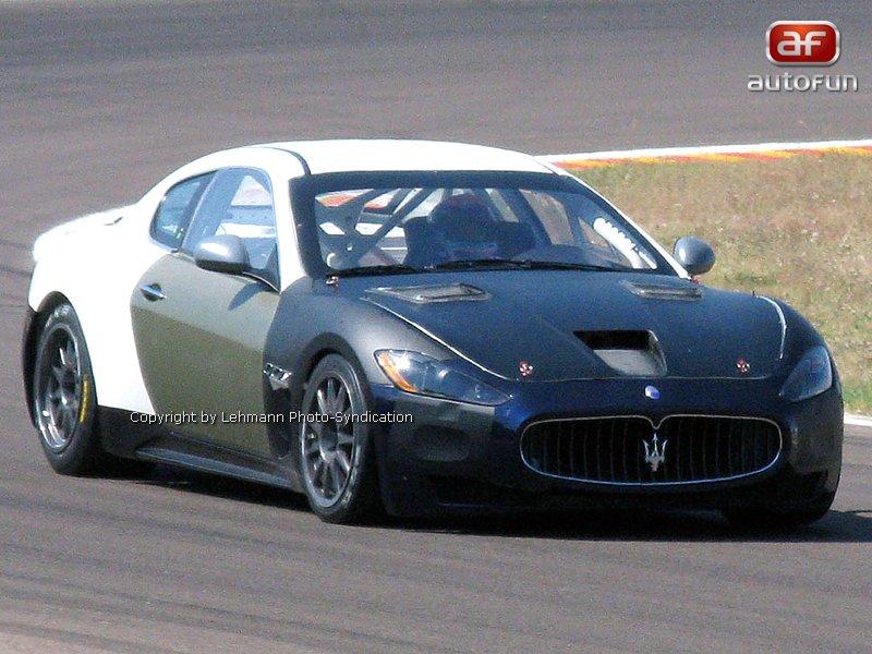 Spy Photos: Maserati GT Trofeo: - fotka 2
