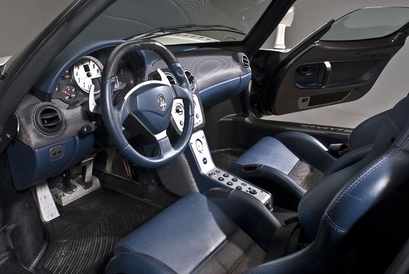Maserati MC12 po zásahu společnosti Edo Competition: - fotka 2