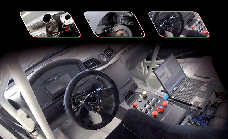 Maserati GranTurismo MC Corse Concept – další fotografie a video: - fotka 1