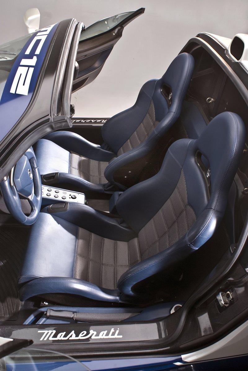 Maserati MC12 po zásahu společnosti Edo Competition: - fotka 3