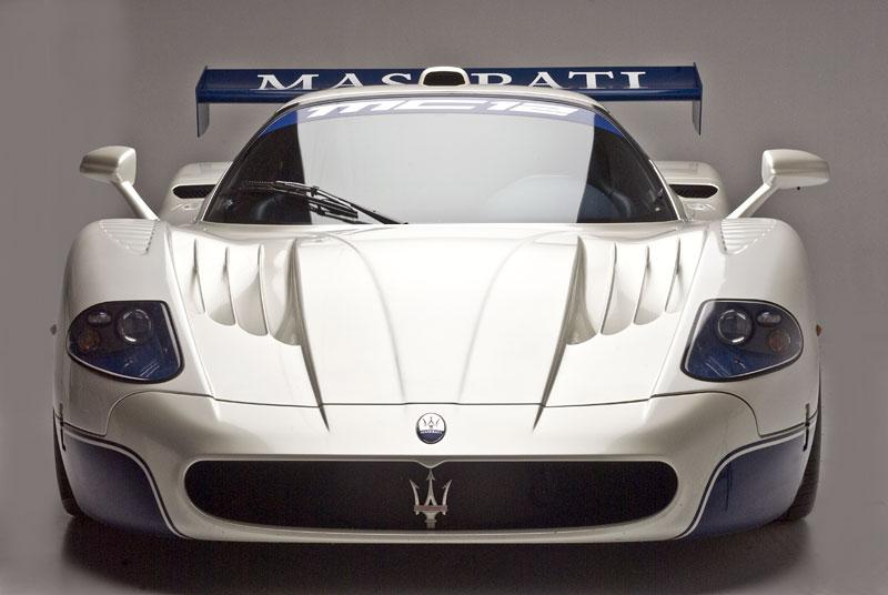 Maserati MC12 po zásahu společnosti Edo Competition: - fotka 5