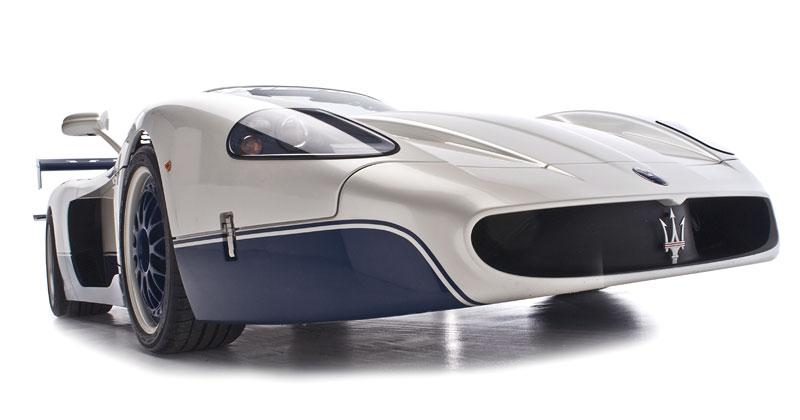 Maserati MC12 po zásahu společnosti Edo Competition: - fotka 8