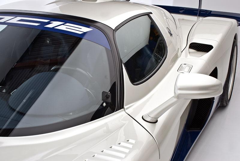 Maserati MC12 po zásahu společnosti Edo Competition: - fotka 16