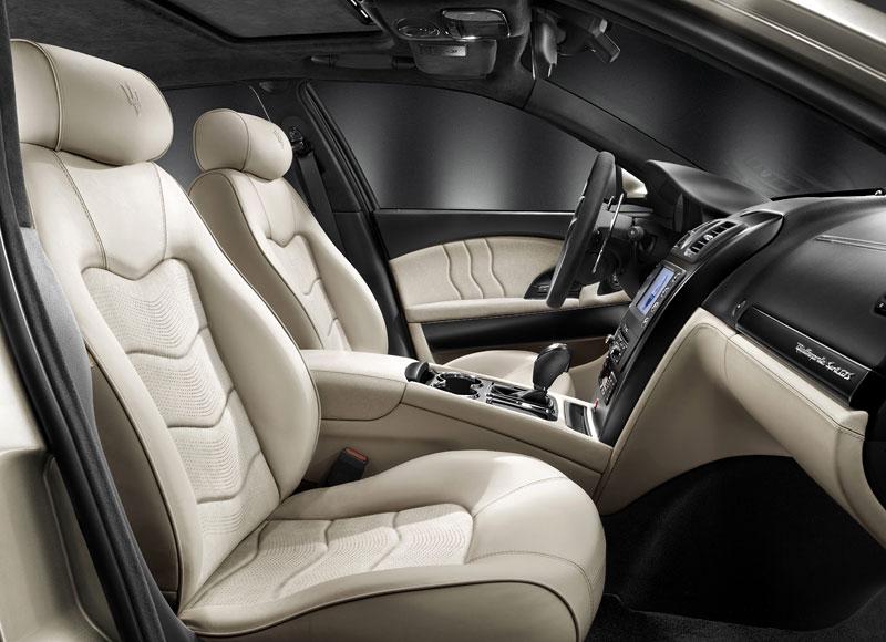 Maserati Quattroporte Sport GT S Awards Edition: oslava úspěchů: - fotka 2