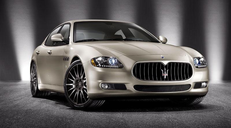 Maserati Quattroporte Sport GT S Awards Edition: oslava úspěchů: - fotka 5