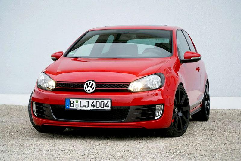 Volkswagen Golf GTI: 270 koní od MTM: - fotka 1