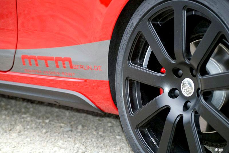 Volkswagen Golf GTI: 270 koní od MTM: - fotka 5