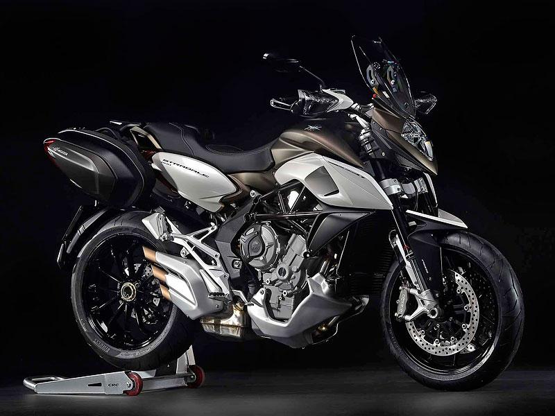 Motocyklové novinky z výstavy EICMA (2. díl): - fotka 107