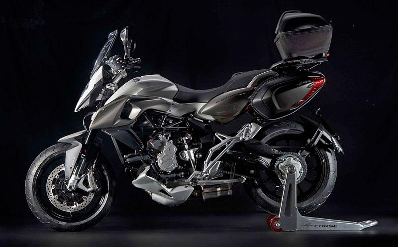 Motocyklové novinky z výstavy EICMA (2. díl): - fotka 110