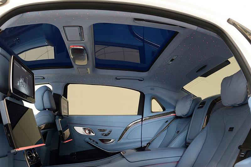 Mercedes-Maybach S 600 jako bílá raketa: - fotka 5