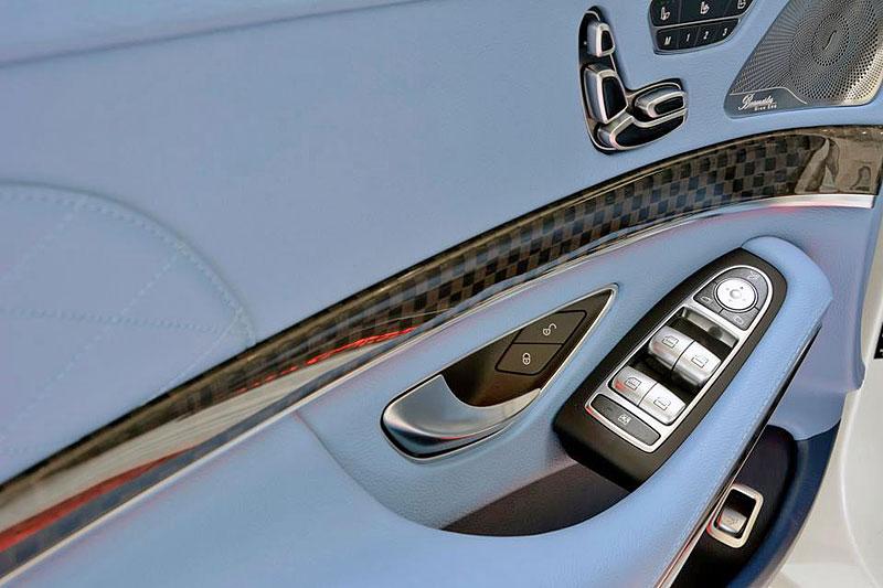 Mercedes-Maybach S 600 jako bílá raketa: - fotka 7