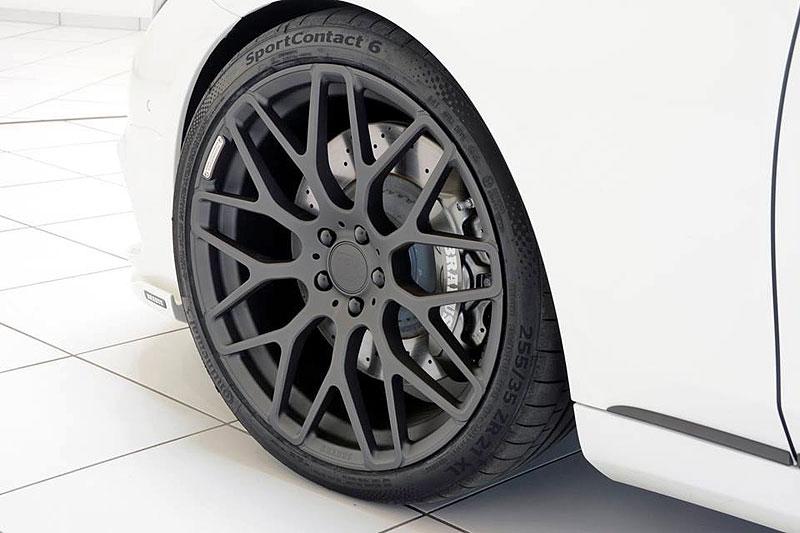 Mercedes-Maybach S 600 jako bílá raketa: - fotka 29