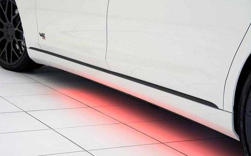 Mercedes-Maybach S 600 jako bílá raketa: - fotka 31