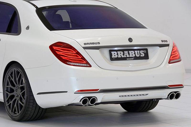Mercedes-Maybach S 600 jako bílá raketa: - fotka 32