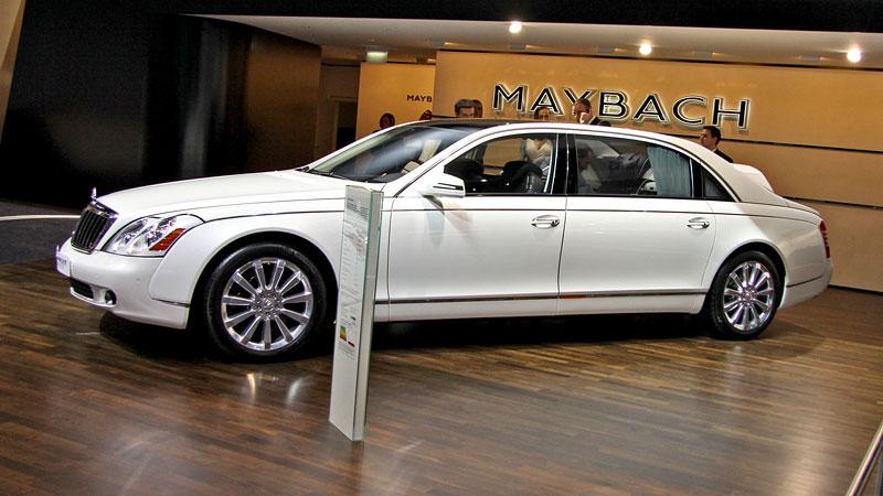 Maybach: krize dolehla, automobilka patrně končí: - fotka 11