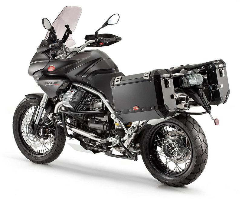 Moto Guzzi 2011 – Stelvio v novém kabátě: - fotka 3