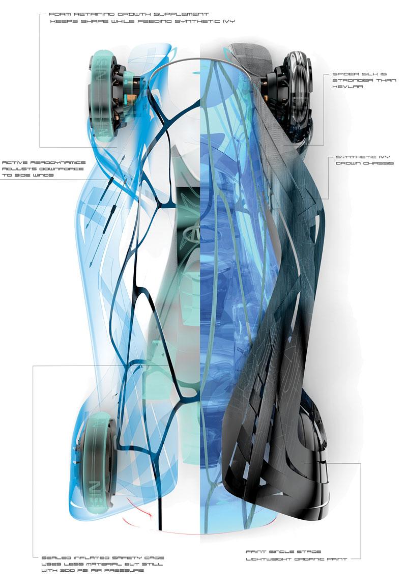 L.A. Design Challenge: 1000 lb car: - fotka 53