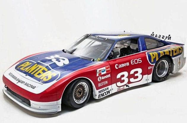 Nissan 300ZX 2+2 IMSA GTO po Paulu Newmanovi na prodej: - fotka 3