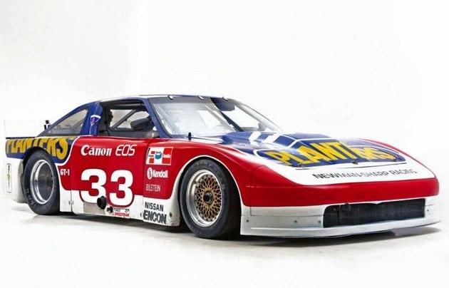 Nissan 300ZX 2+2 IMSA GTO po Paulu Newmanovi na prodej: - fotka 4