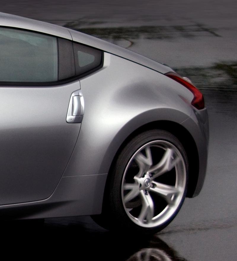 Nissan 370Z konečně odhalen!: - fotka 2
