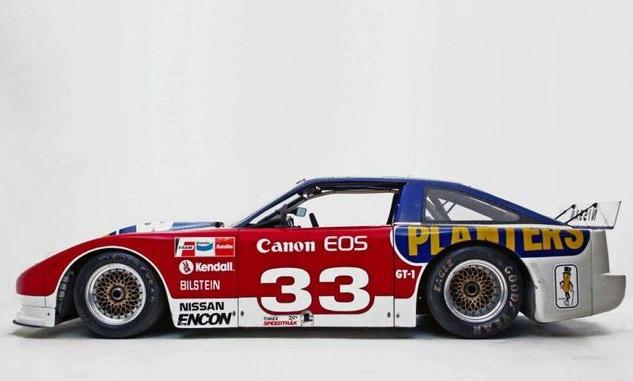 Nissan 300ZX 2+2 IMSA GTO po Paulu Newmanovi na prodej: - fotka 5