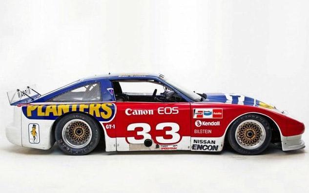 Nissan 300ZX 2+2 IMSA GTO po Paulu Newmanovi na prodej: - fotka 6