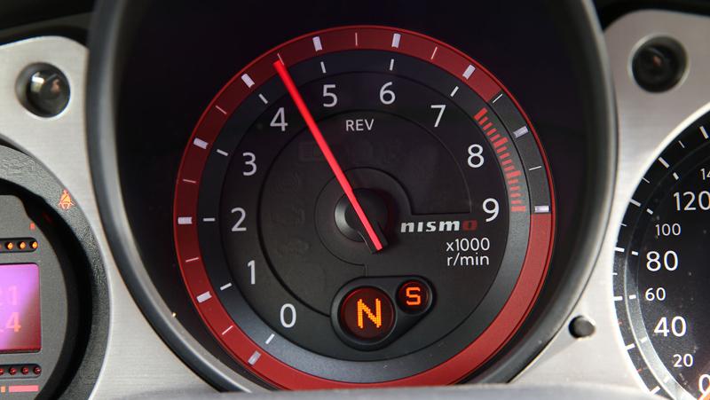 Za volantem: Nissan 370Z Nismo: - fotka 3