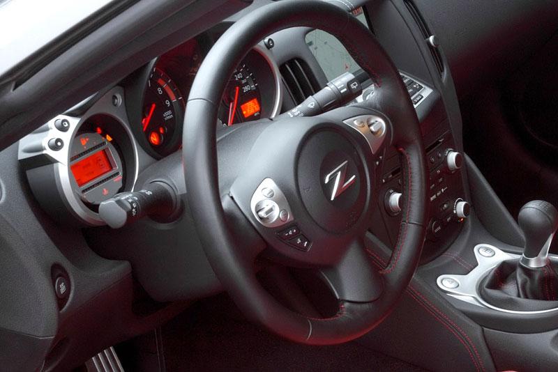 Nissan 370Z Black Edition: výroční model pro Evropu: - fotka 1
